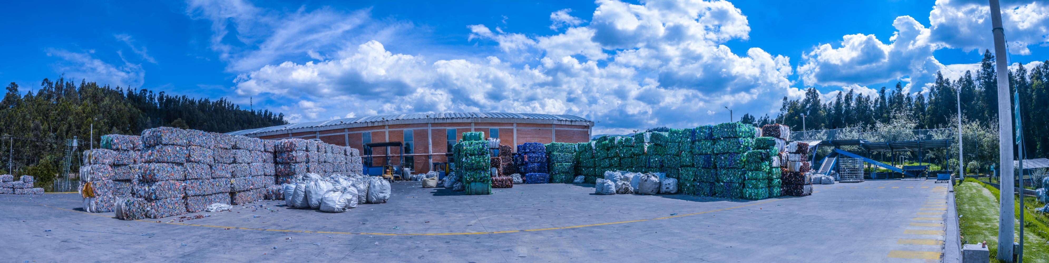 Reciclaje para el impacto ambiental