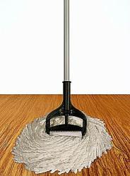 Trapero para limpieza
