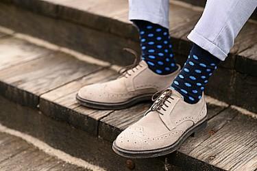 calcetines textil