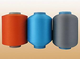 Hilo textil multifilamento pes
